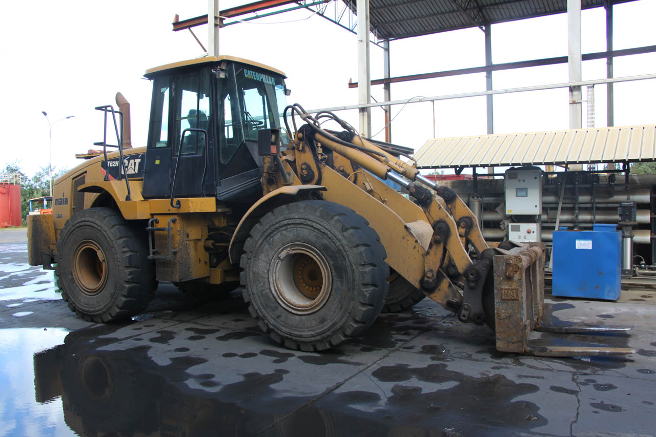 Caterpillar IT62H MECA
